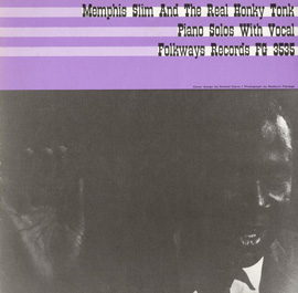 Memphis Slim and the Honky-Tonk Sound