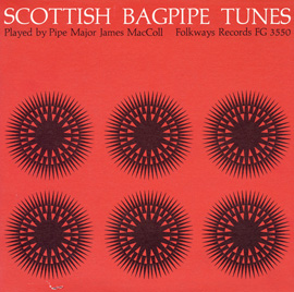 Scottish Bagpipe Tunes
