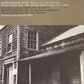 Barrelhouse Buck: Backcountry Barrelhouse
