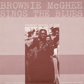 Brownie McGhee Sings the Blues