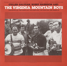 Virginia Mountain Boys, Vol. 4