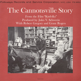 "The Cannonsville Story: From the Film ""Kinfolks"""