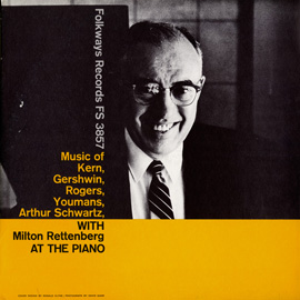Music of Kern, Gershwin, Rogers, Youmans and Arthur Schwartz