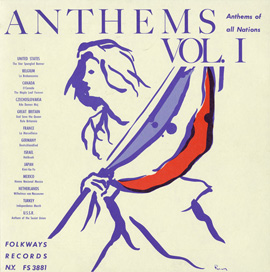 Anthems of All Nations, Vol. 1 & 2