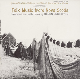 Folk Music from Nova Scotia