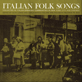 Italian Folk Songs