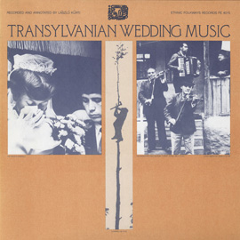 Transylvanian Wedding Music