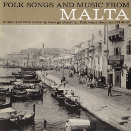 Folk Songs and Music from Malta