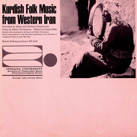 Kurdish Folk Music from Western Iran
