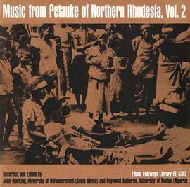 Music from Petuake of Northern Rhodesia, Vol. 2