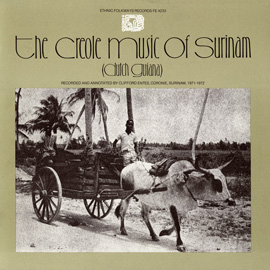 Creole Music of Surinam