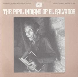 The Pipil Indians of El Salvador