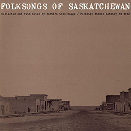 Folksongs of Saskatchewan