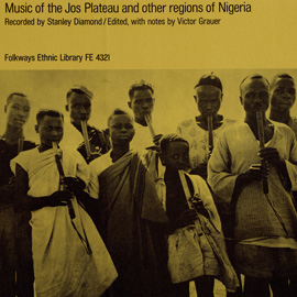 Music Recorded in and around the City of Jos and Some Other Parts of Nigeria: Tiv, Male Singers and Drummers / Tiv, Song with Molo / Tiv, Fiddle Solo (medley)