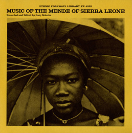 Music of the Mende of Sierra Leone