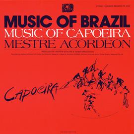 The Music of Capoeira: Mestre Acordeon