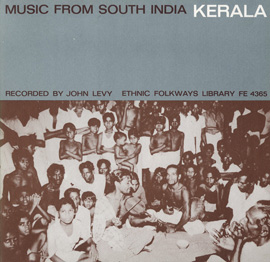 Music from South India: Kerala