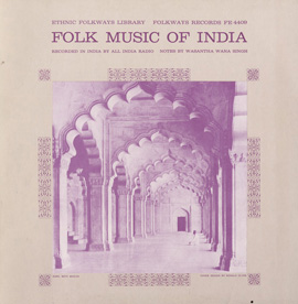 Folk Music of India