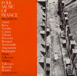 Folk Music of France