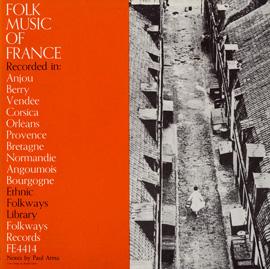 Folk Music of France