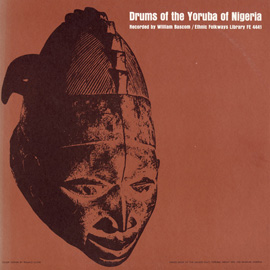 Drums of the Yoruba of Nigeria