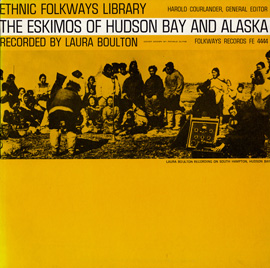 The Eskimos of Hudson Bay and Alaska