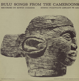Bulu Songs from the Cameroons