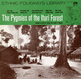 The Pygmies of the Ituri Forest
