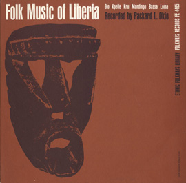 Folk Music of Liberia