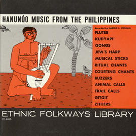 Hanunóo Music from the Philippines
