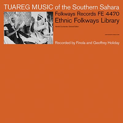 Tuareg Music of the Southern Sahara