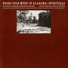 Negro Folk Music of Alabama, Vol. 5: Spirituals
