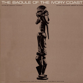 The Baoule of the Ivory Coast