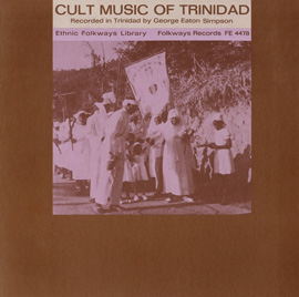 Cult Music of Trinidad