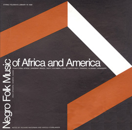 Negro Folk Music of Africa and America