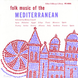 Folk Music of the Mediterranean