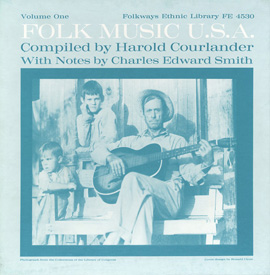 Folk Music U.S.A.: Vol. 1