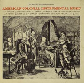 American Colonial Instrumental Music