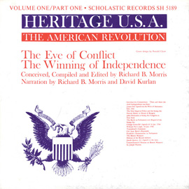 Heritage USA, Vol. 1, Part 1: The American Revolution