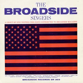 Broadside Ballads, Vol. 3: The Broadside Singers