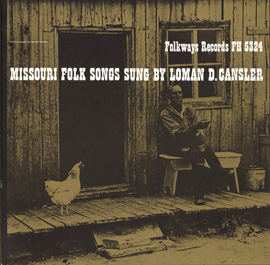 Missouri Folk Songs