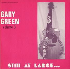 Gary Green, Vol. 3: Still at Large
