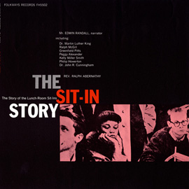 The Sit-In Story: The Story of the Lunch Room Sit-Ins
