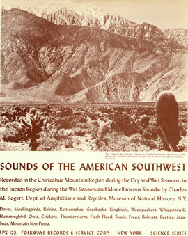 Sounds of the American Southwest