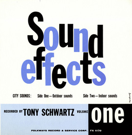 Sound Effects, Vol. 1: City Sounds