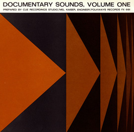 Documentary Sounds, Vol. 1
