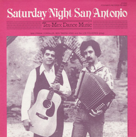 Saturday Night San Antonio: Tex-Mex Dance Music