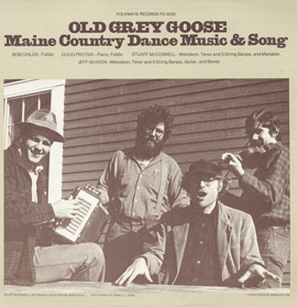 Old Grey Goose: Maine Country Dance Music and Song
