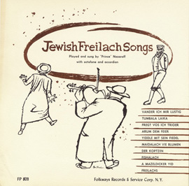 The Letter J - Jewish Freilach Songs