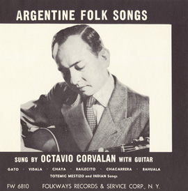 Argentine Folk Songs